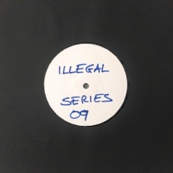 "( IS 09 ) Sergej NICOLAJ - Insectarium EP (12"") Illegal Series Italy"