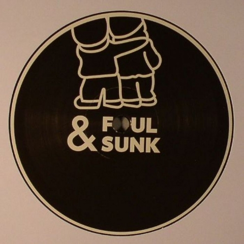 "( FASM 002 ) FRESH & LOW - Little ""i"" EP (12"" repress) Foul & Sunk Germany"