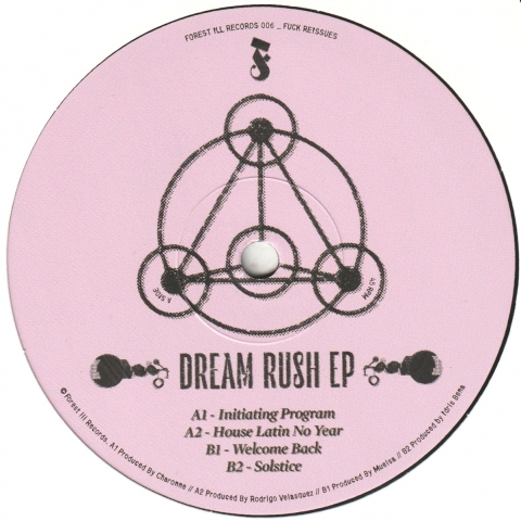 ( FIR 006 ) Various – Dream Rush EP - Forest Ill