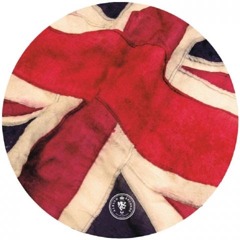 """( ALB 008 ) 76 79 / TOMMY VICARI JNR - 808's & Drunken States (140 gram vinyl 12"""") Albion"""