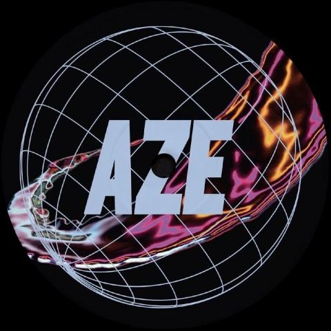 """( AZE 02 ) VARHAT - AZE 02 (12"""") Aze France"""