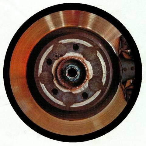 """( MULENV 018 ) FLOOG - O Roata EP (12"""") - Mulen Germany"""