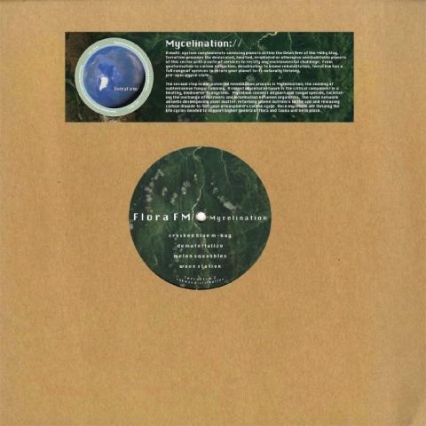 "( TERRAFIRM 2 ) FLORA FM - Mycelination (12"") TerraFirm Spain"