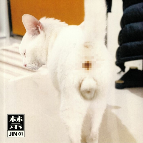 """( JIN 01 ) INITIALS BB / LUJIACHI - JIN 01 (12"""") Jin Taiwan"""
