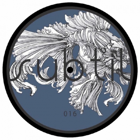 "( SBTL 016 ) Mihai POL - Making Waves EP (12"") Subtil Germany"