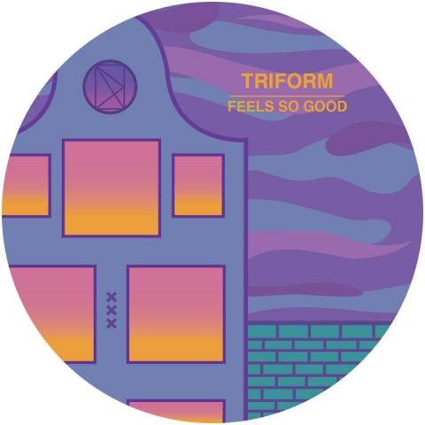"( UNDF 011 ) TRIFORM - Feels So Good (12"") Undefined"