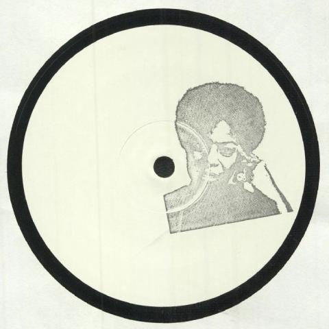 """(  EEE 009 ) EEE - EEE 009 (hand-stamped 1-sided heavyweight vinyl 12"""") EEE"""