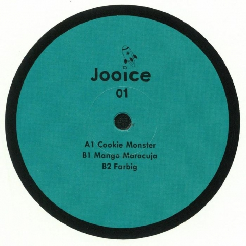 "( JOOICE 001 ) MATHIAS WAGNER - Jooice 001 (12"" limited to 300 copies) Jooice"