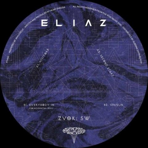 "( FTVA 02 ) ELIAZ - Zvok: SW EP (12"") From The Void Above"