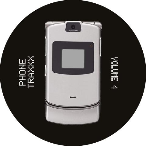 "( Ringring 004 ) PHONE TRAXXX - Volume 4 (12"") Phone Traxxx"