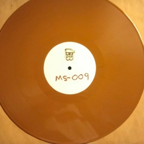 "(  MS 009 ) Scott GROOVES - Coco Brown (reissue) (limited coloured vinyl 12"") (1 per customer) Modified Suede US"
