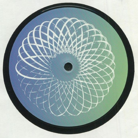 "( MVS 001 ) MONTEI -  Conjunto EP (12"") Mirror Vinyl Series Argentina"
