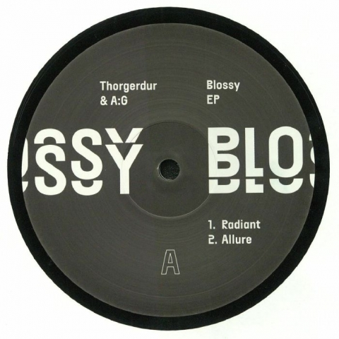 "( BLOSSY 001 ) THORGERDUR / A:G  - Blossy EP (12"") Blossy"