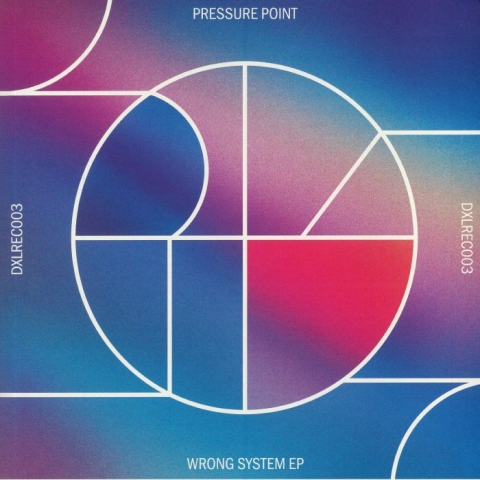 "( DXLREC 003 ) PRESSURE POINT - Wrong System EP (12"") DXL Rec"