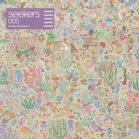 ( SKR 005 ) SEEKERS - Parallel's Life Feeling (2xLP) Seekers