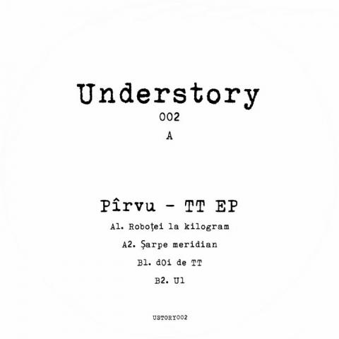 "( USTORY 002 ) PIRVU - TT EP (12"") Understory"