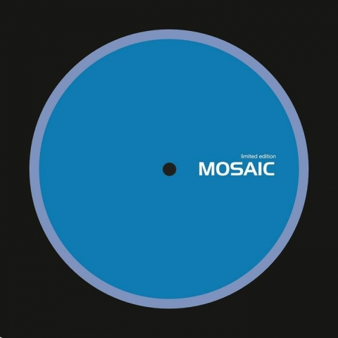 "( MOSAIC LTDX1 ) The WISE CAUCASIAN / STEVE O'SULLIVAN / FRAZER CAMPBELL - In The Night (limited 180gr vinyl 12"") Mosaic"