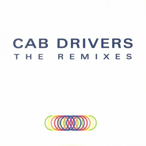 ( CAB 52 ) CAB DRIVERS / VARIOUS The Remixes (2xLP) Cabinet Germany