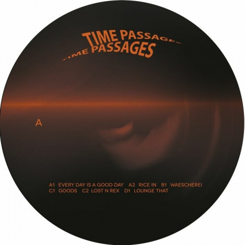 "( TP 10 ) BINH - Lost'n'Rex EP (double 12"") Time Passages Germany"