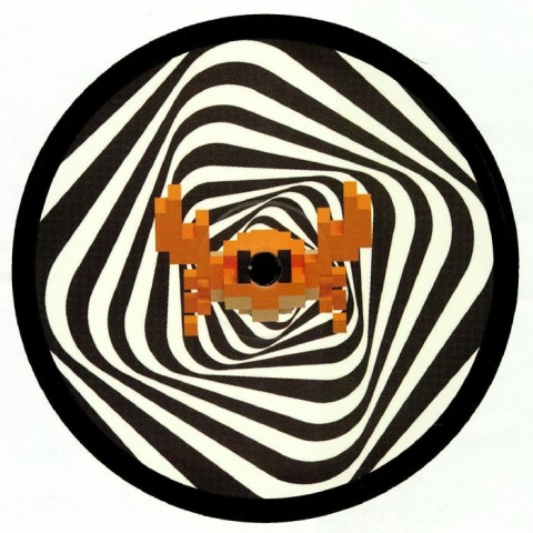 "( KRB 001 ) BERNAT - Tundra EP (heavyweight vinyl 12"") Krab Australia"