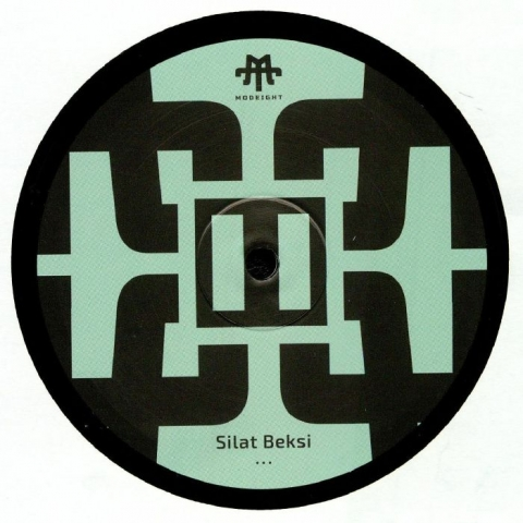 "( MODEIGHT 006 ) Silat BEKSI - On My Own EP (heavyweight vinyl 12"") Modeight Ukraine"