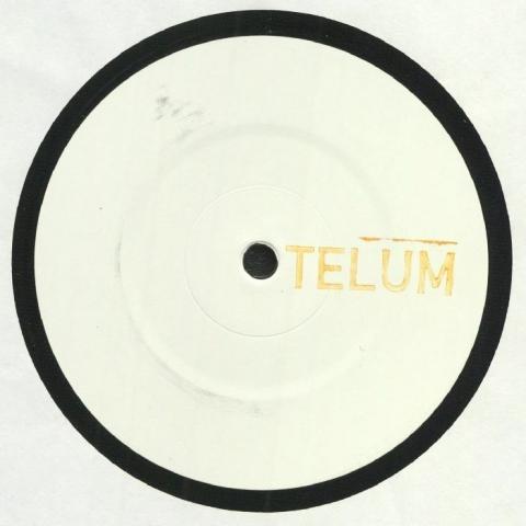 """( TELUM 006 ) TELUM - TELUM 006 (hand-stamped heavyweight vinyl 12"""") Telum Germany"""