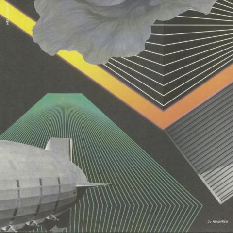 "( MFLO 8 ) DJ NNAMREG - 612 EP (12"") Melliflow Germany"