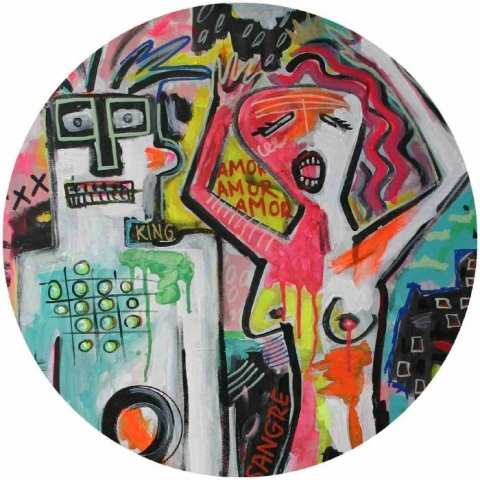 "( SSL 007.1 ) 616 - Amor Amor Amor EP (12"") Twig"