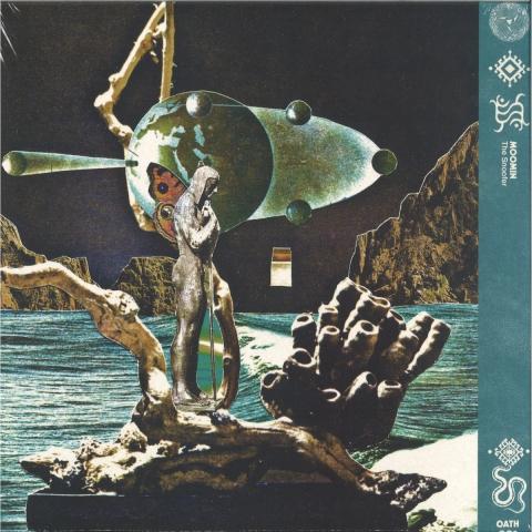 """( OATH 002 ) Moomin - The Snoofer  - Oath ( 12"""" vinyl ) Oath"""