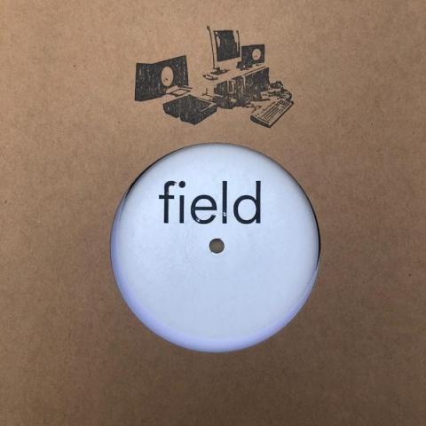 """( FIELDCOCOON ) Field - Love By Figures (12"""") Not on Label"""