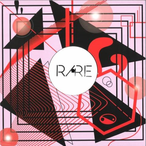 "( RARE 008 ) ETHEL -:Santanico EP (12"") RA+RE"