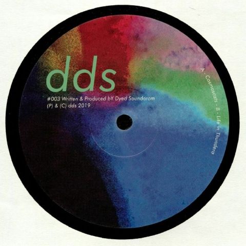 "( DDS 03 ) DYED SOUNDOROM - #003 (12"") DDS France"