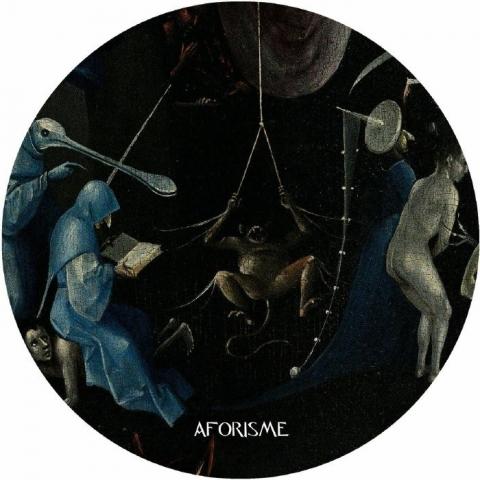 """( AFR V 004 )  SUOLO - Tarantism EP (12"""") Aforisme Holland"""