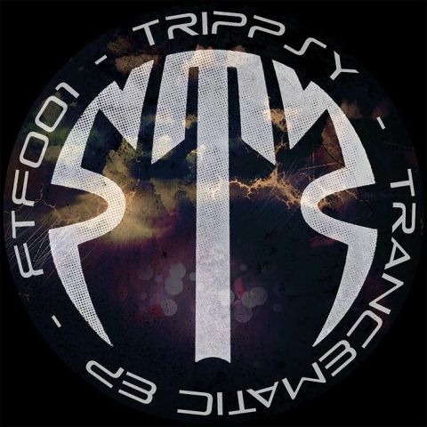 "( FTF 001 ) TRIPPSY - Trancematic EP (12"" limited to 150 copies) FTF Germany"