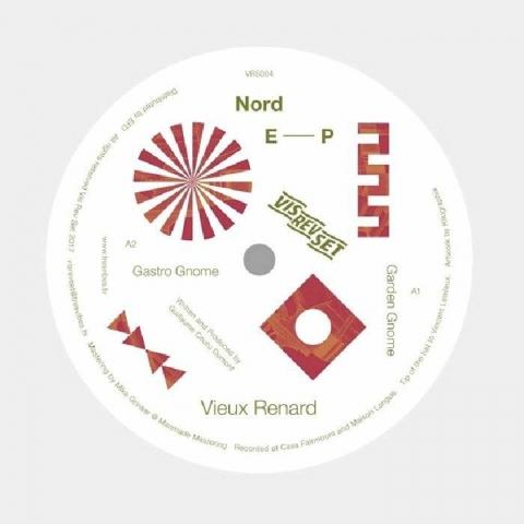 "( VRS 004 ) VIEUX RENARD - Nord EP (12"") Vis Rev Set"