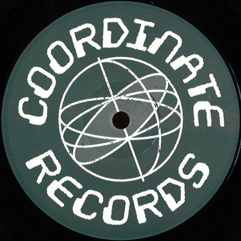 "( CRD 002 ) CRISTIAN SARDE - Sexy Drop (12"") Coordinate"