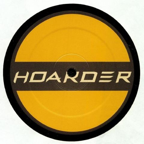 "( HOARD 009 ) DAVE - Dot EP (12"") Hoarder Netherlands"