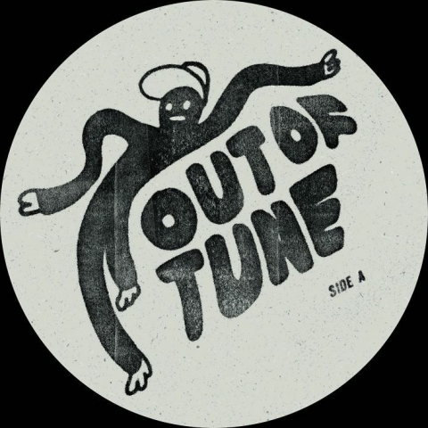 "( OOT 02 )  Saverio CELESTRI  - Early Rise (12"") Out Of Tune Spain"