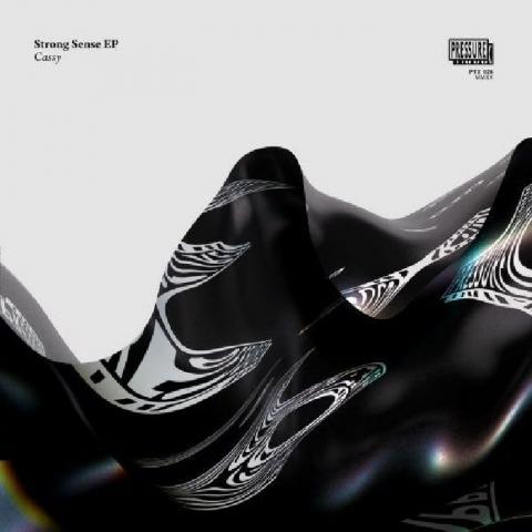 "( PTX 026 ) CASSY - Strong Sense EP (12"") Pressure Traxx"