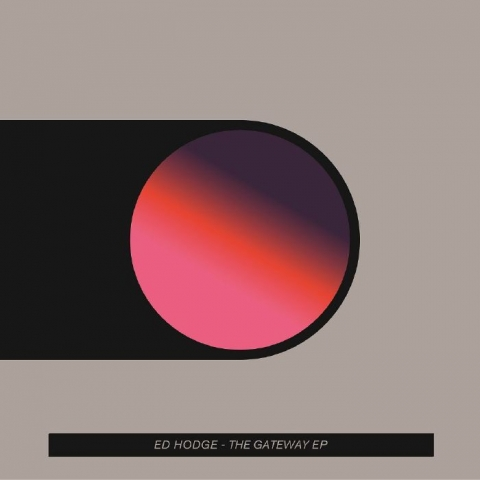 "( TYD 006 ) Ed HODGE - The Gateway EP 12"" - Tresydos US"
