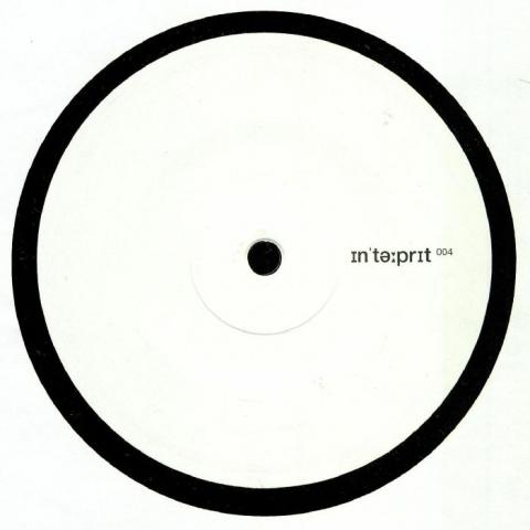 "( INTERP 004 ) INTERPRET - INTERP 004 (heavyweight vinyl 12"") Interpret Germany"