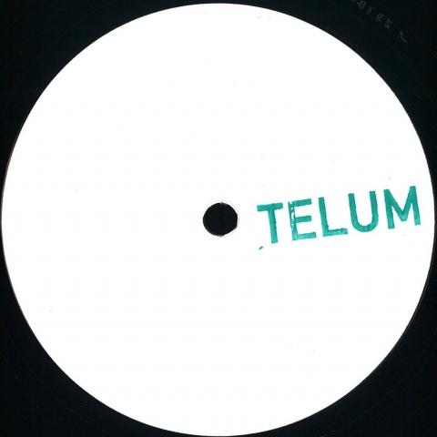 """( TELUM 003 ) TELUM - TELUM 003 (12"""") Telum Germany"""