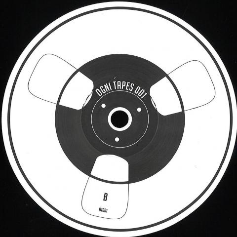"( OT 001 ) Ogni - Destiny EP (12"") Ogni Tapes"