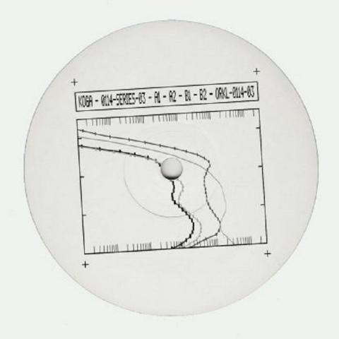 "( ORKL 011403 ) KOGA - ORKL 0114 Series 03 (12"") Die Orakel"