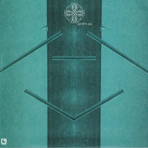 ( AMP 014.2 ) Vlad CAIA - Division II (180 gram vinyl 2xLP) Amphia Romania