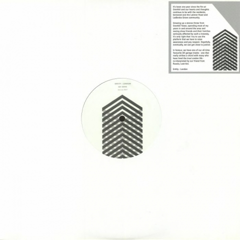 "( GETDOWN 001 )  ENTITY LONDON - Get Down (12"") - Get Down UK"