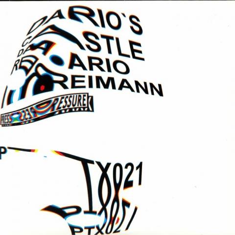 ( PTX 021 ) Dario REIMANN - Dario's Castle (2xLP) Pressure Traxx