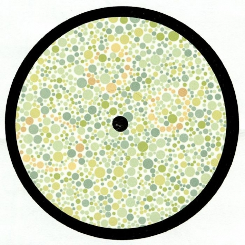 "( RUM 07 ) HUGO - Plankton EP (heavyweight vinyl 12"") Rummenigge"