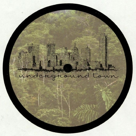 "( UTVA 003 )  Giorgio MAULINI / SILAT BEKSI /JAMES McHALE / KEPLER - Various Artist 3 (12"")  Giorgio MAULINI / SILAT BEKSI /JAMES McHALE / KEPLER"