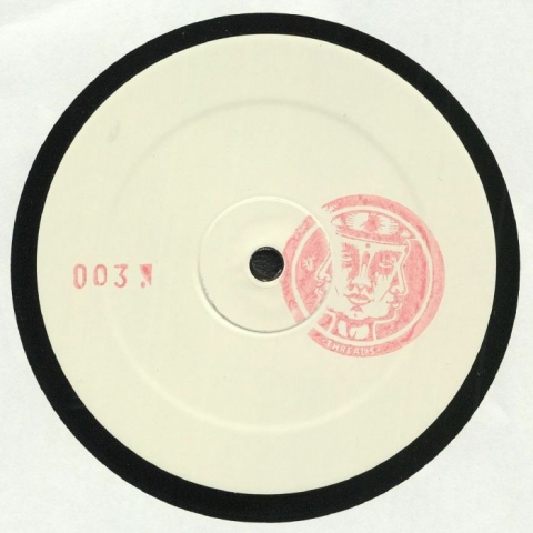 "( THREADS 003 ) ROBBENSPIERRE - THREADS 003 (hand-stamped 12"") Threads Italy"